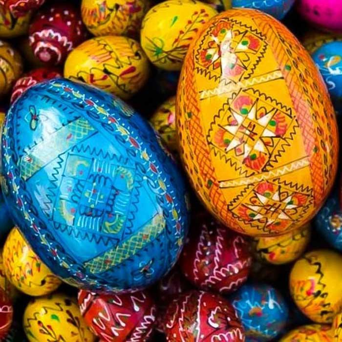 Feliz Páscoa – de 01 a 04 de abril de 2021